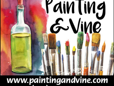 Painting and Vine
